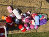 Wool For Sale, Various Colours, Lengths & Sizes