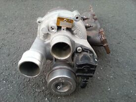 2012-2014 Mini Cooper S Countryman R56 Borgwarner OEM Turbo charger. comes with manifold