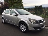 Vauxhall Astra 1.4i Active Full service history and 12 months MOT