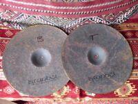 Istanbul Agop Hi Hat Cymbals