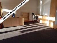 Office/Desk Space to Let Riverside Location £250 per month all bills included.