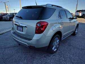 2013 Chevrolet Equinox LTZ INCREDIBLY LOW KM One Local Owner Sarnia Sarnia Area image 5
