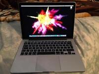 MacBook Pro 13 2015 model