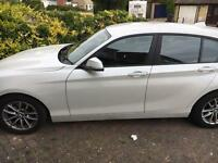BMW 1 series 2012 84k on the clock!! 1.6 diesel manual