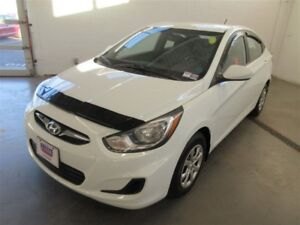 2013 Hyundai Accent L! EXT WARRANTY! ONLY 69K! SAVE!