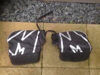 Motorbike handlebar muffs
