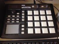 Korg Padkontrol drum input device