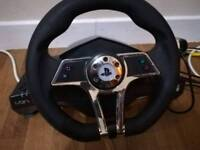 Ps3/Ps4 Steering wheel