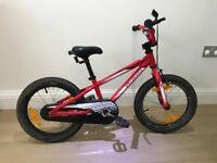 Specialized Hotrock 16 Kids Bike (without stabiliser)