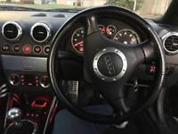 Audi TT Quattro Coupe 1.8 T , BLACK , FULL SERVICE HISTORY, 12 Months MOT, £1750