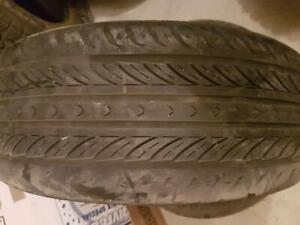 2 PNEUS ETE - GENERAL 205 55 16 - 2 SUMMER TIRES