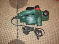 bosh 24 volt wood plainer
