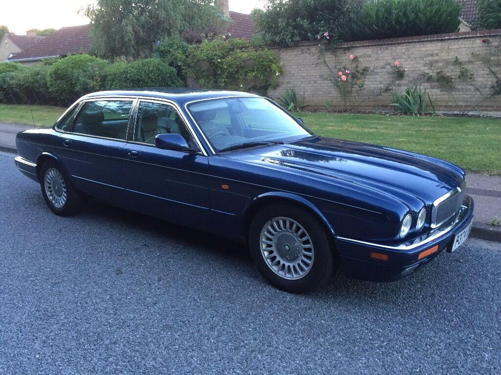 1997 jaguar xj6 sovereign 4 0 auto mot 12 2016