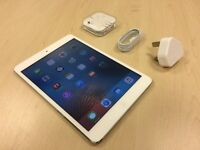 White Apple iPad Mini 16GB - Wifi Model - Ref: 13