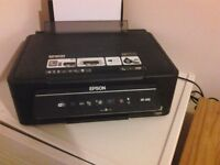 EPSON XP 202 WIRELESS PRINTER / SCANNER