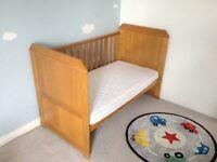 East Coast Langham Cot bed