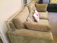 Beautiful 2 seater next sofa