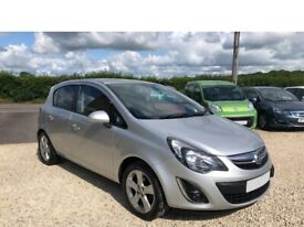 image for Vauxhall, CORSA, Hatchback, 2013, Manual, 1398 (cc), 5 doors SXi