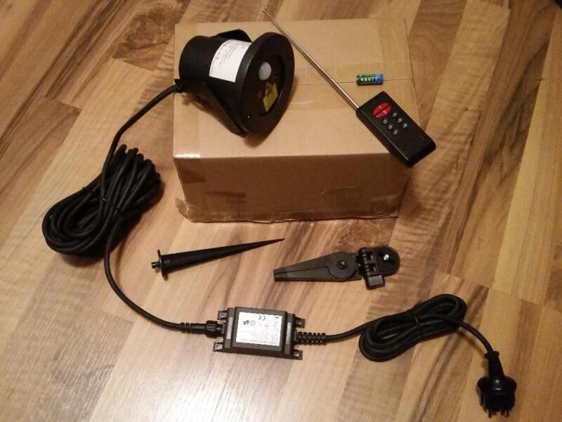 light star laser projektor neu und unbenutzt in d sseldorf bezirk 8 ebay kleinanzeigen. Black Bedroom Furniture Sets. Home Design Ideas
