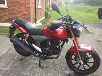 Keeway 125 in very good condition Wembley