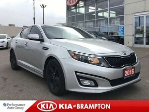 2015 Kia Optima LX PANO ROOF BLUETOOTH ALLOYS HEATED SEATS!!