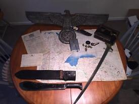 Antique Militaria Wanted