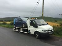 Vehicle Transport & Recovery Services. Lanarkshire Based