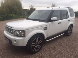 Land Rover Discovery Diesel XS 2012 Reg 5dr Automatic Reverse camera satnav £25000 ONO