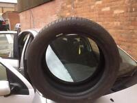 Tyre run flat 205/50R17 Goodyear