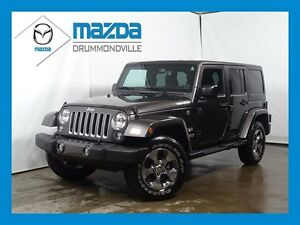 2016 Jeep WRANGLER UNLIMITED Sahara+4 PORTE+GPS+SIEGES CHAUFFANT