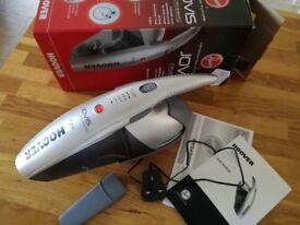 Hoover handheld vacuum cleaner