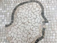 Mosaic Coffee Table - Purchased from Barker and Stonehouse