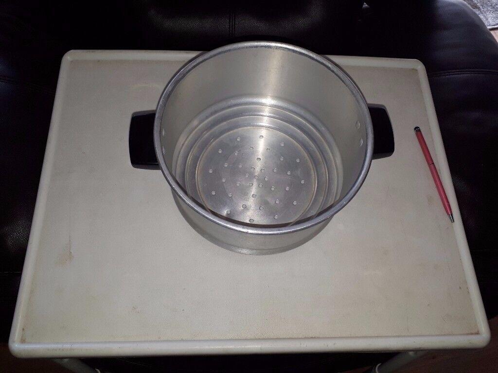 Steamer saucepan insert