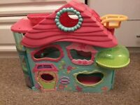 my littlest pet shop biggest play house