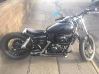 Honda shadow bobber 125cc