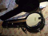 Various musical instruments for sale