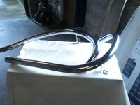 Down pipes for BSA A10