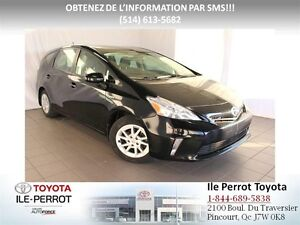 2012 Toyota Prius v A/C, CRUISE CONTROL, BLUETOOTH, CAMERA DE RE