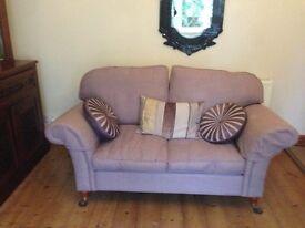 Mortimor sofa and chair