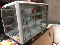 Lincat C6H/100B Hot Food Display Cabinet