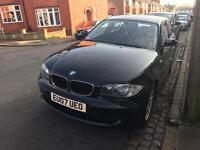 BMW 118d Left hand drive