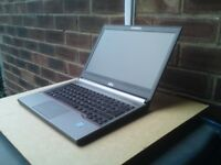 Fujitsu Lifebook 13in E736 i5 6th gen SSD Metal Business Laptop As New (500GB / 1TB options)