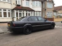 Stunning BMW 728i Automatic E38, 110k Only, FSH, 1 Yrs MOT, Fully Loaded, Excellent Condition, 728