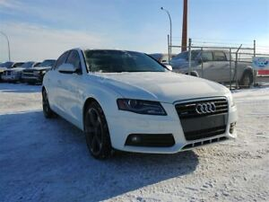 2011 Audi A4 2.0T!! 6 Speed AWD!! Leather Bang & Olufsen!!