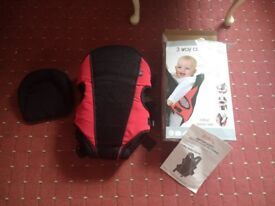 Baby Carrier 3 Way