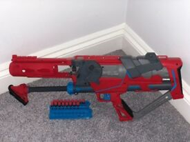 Boom Co Rubber Bullet Machine Gun