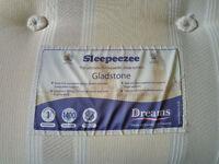 """SLEEPEEZEE """"GLADSTONE"""" Mattress 180cm x 200cm"""