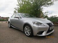 Lexus is300h (executive) hybrid car for sale. 2.5 litre automatic petrol. 50mpg+. My ex company car.
