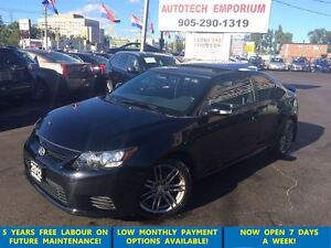 2012 Scion tC Auto Leather/Pano Roof/Bluetooth &GPS