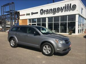 2016 Dodge Journey SE, 1-OWNER, LOW LOW KMS, ALLO